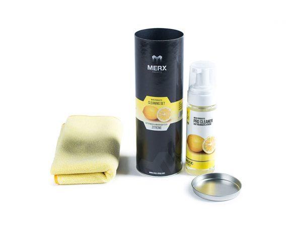 Duftschaumreiniger Set Zitrone