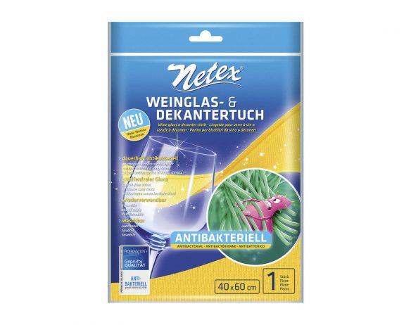 NETEX Weinglas- und Dekantertuch